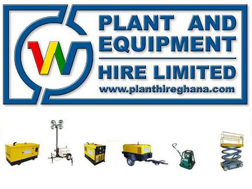 Plant and Equipment Hire Ltd.